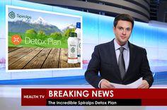 Spiralps Detox Plan - Fresh Spirulina - Organic - Swiss Made www.spiralps.ch