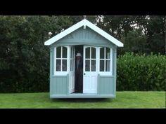 Boulton & Paul Revolving Summer House