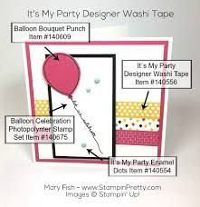 Image result for stampin up party pants card ideas