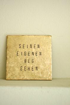 真鍮 表札 看板 ネームプレート - Brass Plate #56 - IRRE