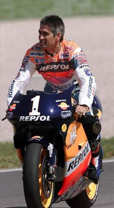 mike doohan - god on wheels. From 1994 to 1998 Doohan won five World Championships in 500cc motorcycle racing.