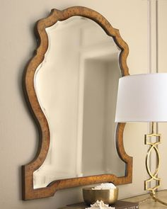 """Kaydence"" Mirror at Horchow."