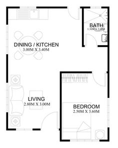 Small House Design: SHD-2015010 | Pinoy ePlans - Modern house ...