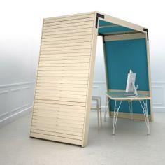 """Iwoodlove nous présente sa dernière création, """"l'Arche"""", un sous-espace chaleureux et confortable à échelle humaine. Cette étonnante structu..."""