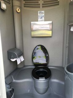 Deluxe Portable Toilet Rental * comfort * built-in hand washing station * soap and towels * hygienic seat covers * high-grade toilet paper Hand Washing Station, Portable Toilet, Toilets, Seat Covers, Toilet Paper, Towel, Soap, Kitchen Appliances, Events