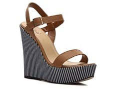 Diba Rosey Wedge Sandal....ladies, these are SOOOO CUTE and versatile for spring & summer! Just love them and hello what an awesome price! :-)