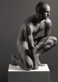 Nude by Paul deDona