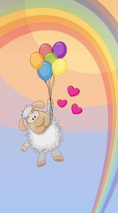 Holi Party, Stuffed Animal Patterns, Cute Wallpapers, Tweety, Princess Peach, Iphone Wallpaper, Bears, Cartoons, Animals