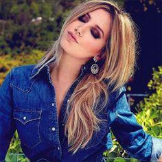 Ashley Tisdale Rocking a Denim Shirt: http://rstyle.me/n/rpv8nmxbn