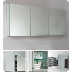Project Source 16-in x 26-in Rectangle Surface/Recessed Mirrored ...