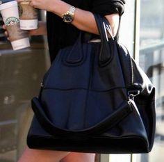 3bc52f88d5e7 Givenchy Nightingale Stylish Handbags