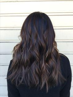 awesome Красивый темно-русый цвет волос (50 фото) — Все оттенки Читай больше http://avrorra.com/temno-rusyj-cvet-volos-foto/