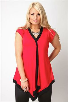 Great top for the office, just add a blazer.