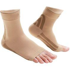 ad61bf7868 As Seen On Tv XXXl Knee Brace Plantar Fasciitis Heel Arch Support Foot  Sleeve #knee_support