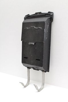 vintage wall mount mailbox by RedTuTuRetro on Etsy, $35.00