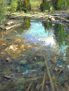 Mike Wise, 1973 | Plein Air painter | Tutt'Art@ | Pittura * Scultura * Poesia * Musica |