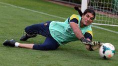 José Manuel Pinto #FCBarcelona #Pinto #13