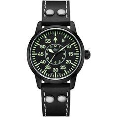 Laco Bielefeld Pilotwatch Black Automatic 861760