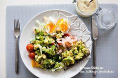 IMG_7178 Lchf, Cobb Salad, Paleo, Breakfast, Food, Inspiration, Morning Coffee, Biblical Inspiration, Essen