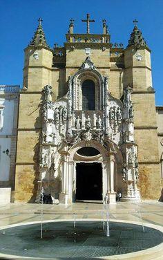 Mosteiro de Santa Cruz, Coimbra | @PortugalConfidential #CentroPC #Portugal