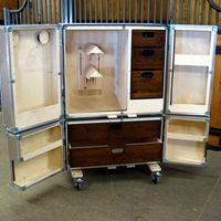 Tack trunk, tack box for sale in Alberta :: HorseClicks