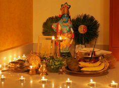 ''Vishu''- hindu new year festival celebrated in the state of Kerala, comes around second week of April in gregorian calendar Happy Janmashtami Image, Janmashtami Images, Fish Wallpaper, Flower Phone Wallpaper, Tropical Wallpaper, Vishu Images, Ayurveda, Vishu Greetings, Kerala