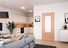 Interiérové dveře Sapeli - SWING dýha třešeň americká Room Divider, Decor, Furniture, Home, Home Decor, Room