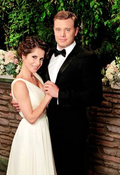Sam McCall Morgan (Kelly Monaco) and Jason Morgan (Billy Miller) get married again September 6, 2016