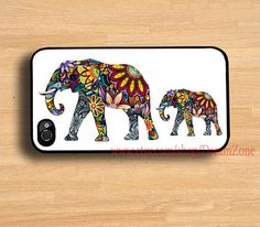 Iphone 4 Case  Elephant on Wood Iphone 4 Coveriphone by DreamZone, $3.99