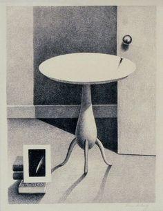 Planets 1937 (lithograph)