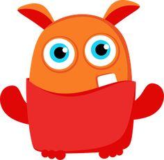 SGBlogosfera. María José Argüeso: Dibujos Disney Monsters Inc, Cute Monsters, Little Monsters, Little Monster Party, Monster Inc Party, Monster Clipart, Doodle Monster, Monster Crafts, Monster Under The Bed