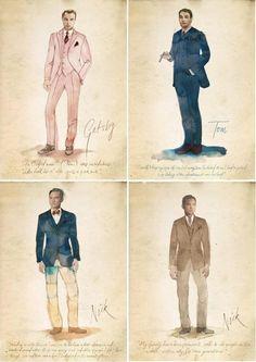 great gatsby costume designer - Buscar con Google