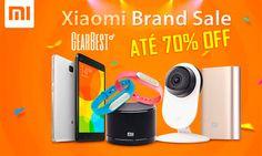 Compre vários produtos Xiaomi em promoção na GearBest - http://www.showmetech.com.br/promocao-xiaomi-gearbest/