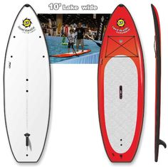 Liquid Shredder Paddle Board Review