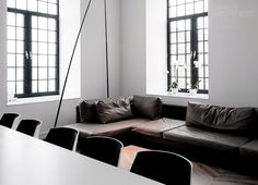 Loft in Lodz, by Tamizo Architects - emmas designblogg