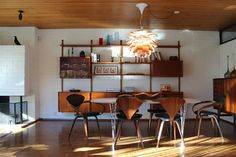A blog about our 1960's dream home - including renovation, antiques restoration, home deco, and mid century modern design.