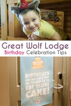 Having a howling good special time with How to Celebrate Birthdays at Great Wolf Lodge. Take it from our experience, it is great memories.
