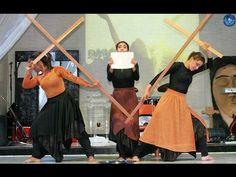 Ministério de Dança Louvor na Terra - Reina Sobre Mim