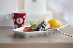 Comienza este mes con superpoderes gracias a nuestra tarta de queso viejo con helado de mango #GastroPimpi