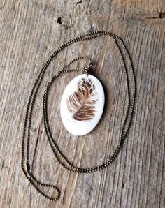 Items similar to Long Real Feather Necklace Jewelry on Etsy Feather Necklaces, Jewelry Necklaces, Washer Necklace, Pendant Necklace, Etsy, Shop, Drop Necklace