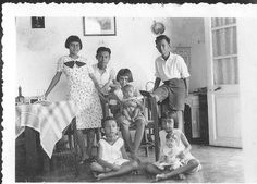 Matray family in the Dutch East Indies around 1930 | by Karin Riper († 24 April 2015)