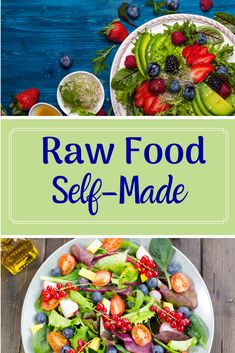 Over 60 Raw & Healthy Dishes To Make - Raw Food Recipes - Healthy Dishes, Tasty Dishes, Healthy Eating, Clean Eating For Beginners, Raw Food Diet, Pesto Recipe, Base Foods, Main Meals, Raw Food Recipes