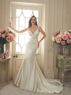 These stunning Sophia Tolli wedding dresses are just perfect for any bride-to-be. With both classic and couture bridal designs, there is a dress for every fit and style. You can find strapless ball gowns, A-line dresses, curve-loving mermaids, trumpets, and also slim sheaths. No matter which fashion you prefer, you will fall in love with […]