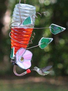 Bebedouro para Pássaros