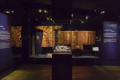 Textiles orientaux. Collection Noureev © CNCS / Photo Pascal François.