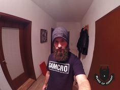 Florian, nur 23 Jahre und so ein krasser #Vollbart. #BeardofGermany? #Flensburgrockt www.beard-of-germany.de