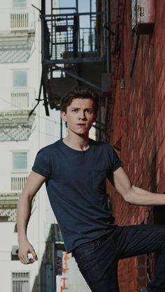 Tom Holland Spider Man!