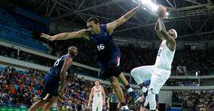 Rio 2016: Men's Basketball: United States vs. Argentina Live Scoring