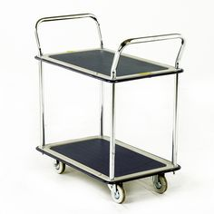 Multi Tier Platform Trolley