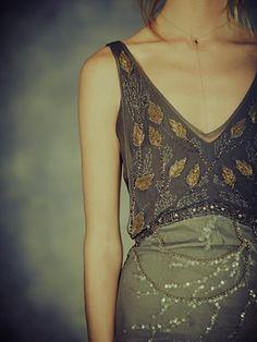 Gatsby's Ghost Dress